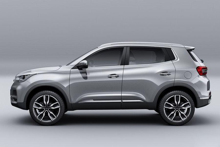 配置升级 瑞虎5x新车型将于11月上市