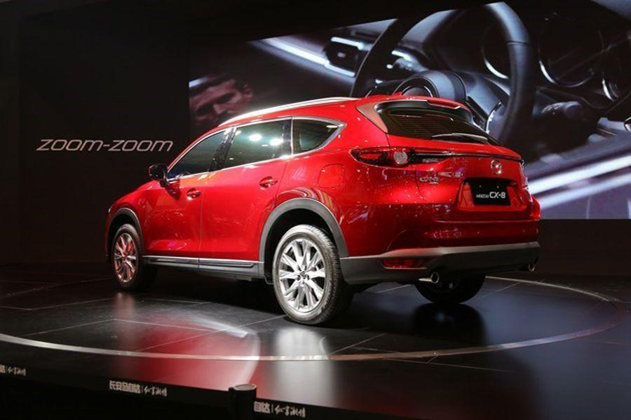 广州车展预售 马自达CX-8或于12月7日上市