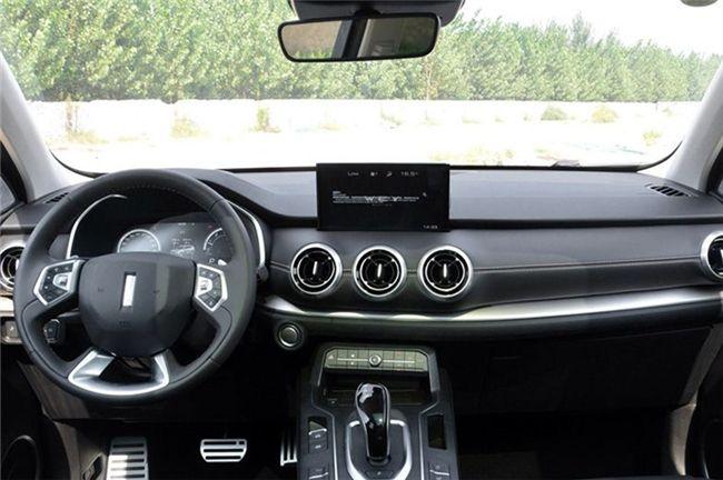武汉WEY VV6售14.8万元起 店内现车在售