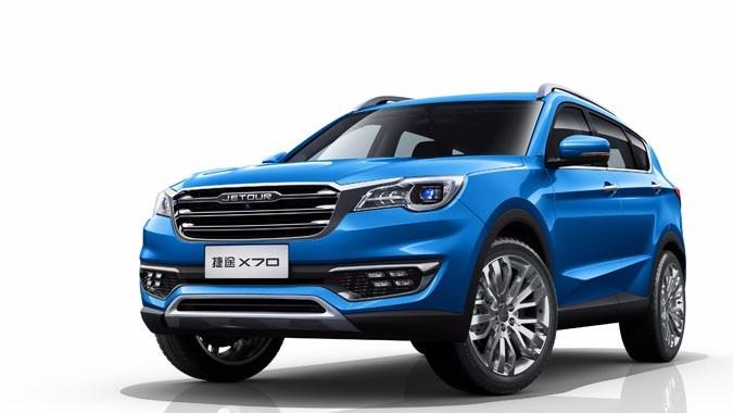 中级SUV尺寸 10万紧凑级价位 捷途X70可以信赖吗?