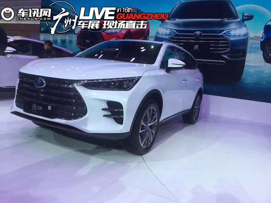 2018广州车展:比亚迪唐五座版正式上市