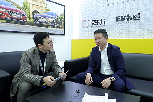 东南汽车唐熙庄:为新青年打造高品质家轿