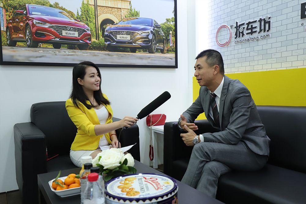 专访宝马广州金融城区昌宝总经理谢志刚