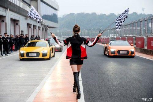 浙赛与Audi:专业赛道与专业赛车的火花