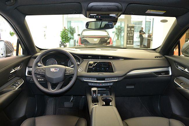 凯迪拉克XT4最高可优惠1万元 现车销售中
