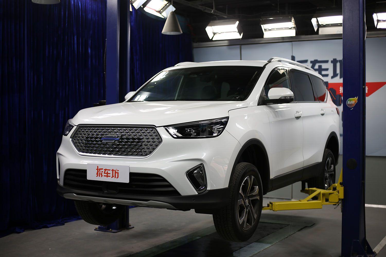 国产SUV又一力作 欧尚科赛拆解报告