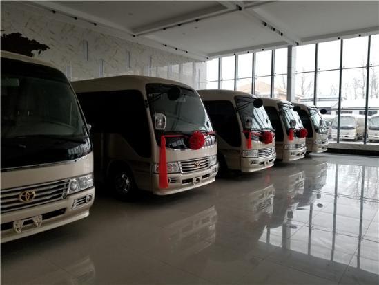 丰田考斯特价格及配置 丰田考斯特多少钱