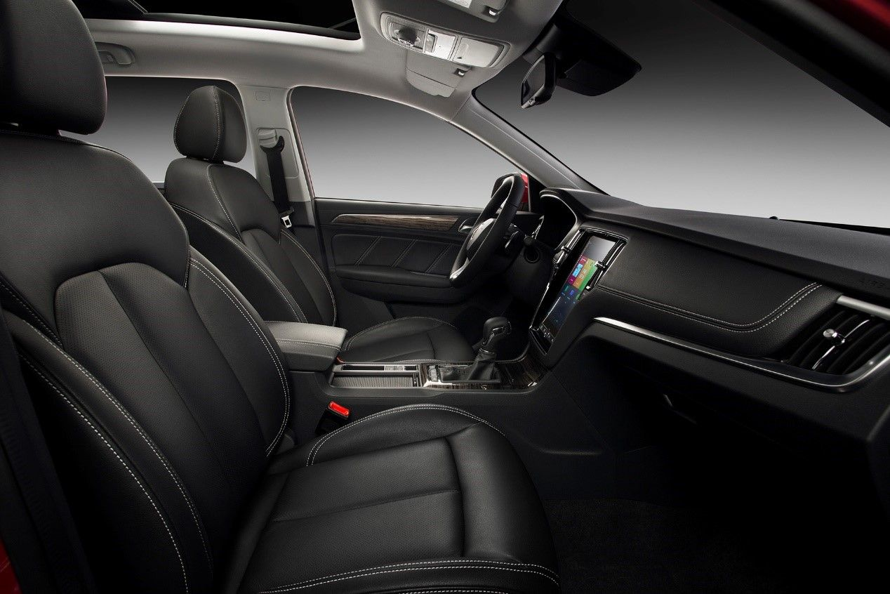 售15.98万元 全新荣威RX5智联网钛金版上市