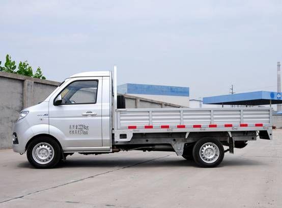 金杯T30——不能越野的小卡车不是好货车