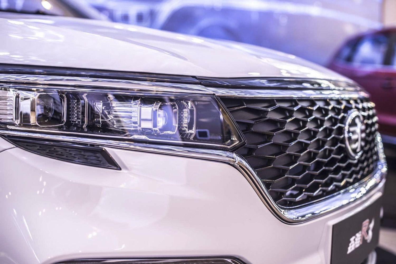 一汽吉林推全新SUV-雅森R8 将6月初上市