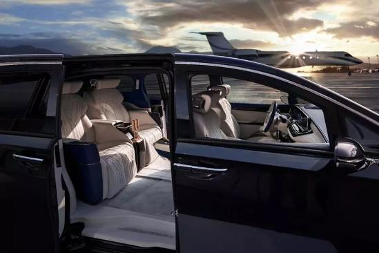 悉心打造 别克GL8 Avenir概念车全球首发