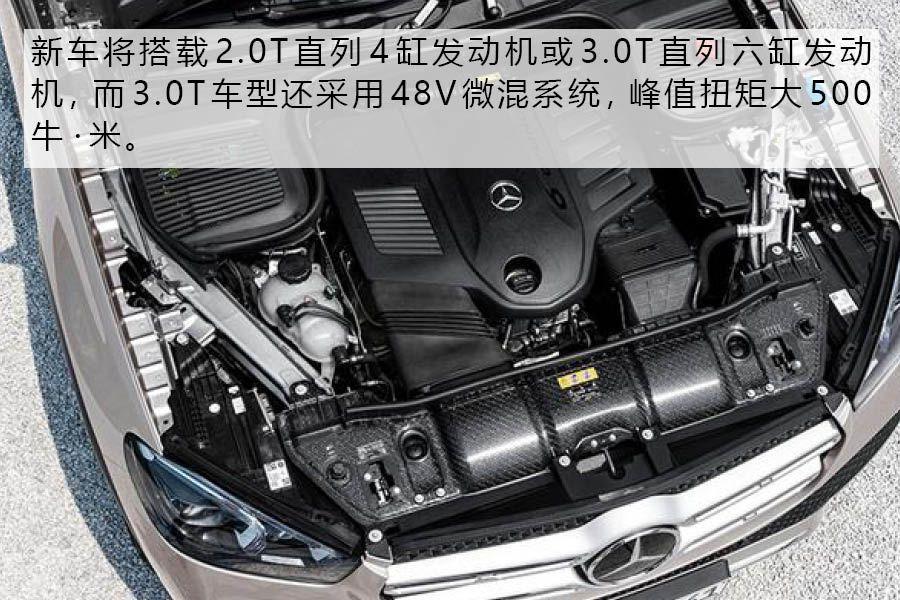 2019上海车展:实拍全新一代奔驰GLE