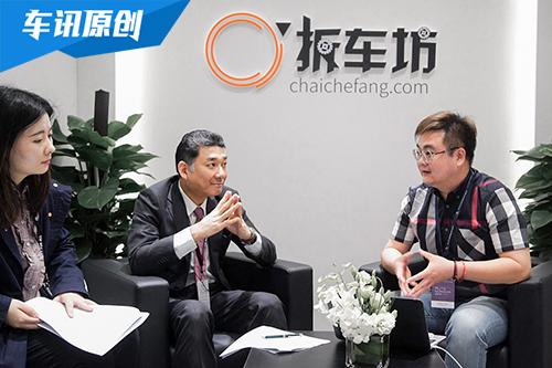 专访:一汽丰田汽车销售有限公司谷贝友隆