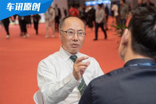 车展专访:北京汽车研究院常务副院长刘明