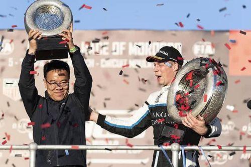 中国赛车崛起!领克首站即夺WTCR冠军