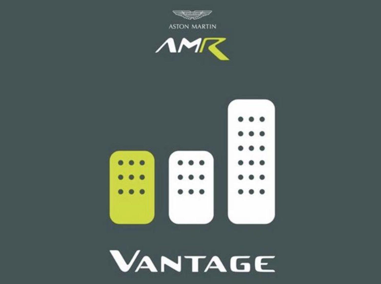 全新阿斯顿·马丁Vantage AMR预告图发布