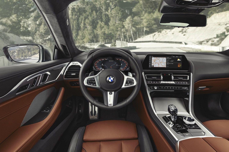 BMW旗舰轿车继续扩大产品线 8系新车将发布