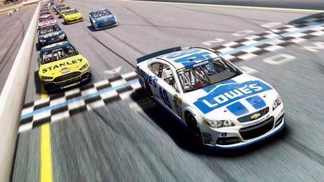 以快制快 2019雪佛兰直通NASCAR光速挑战赛