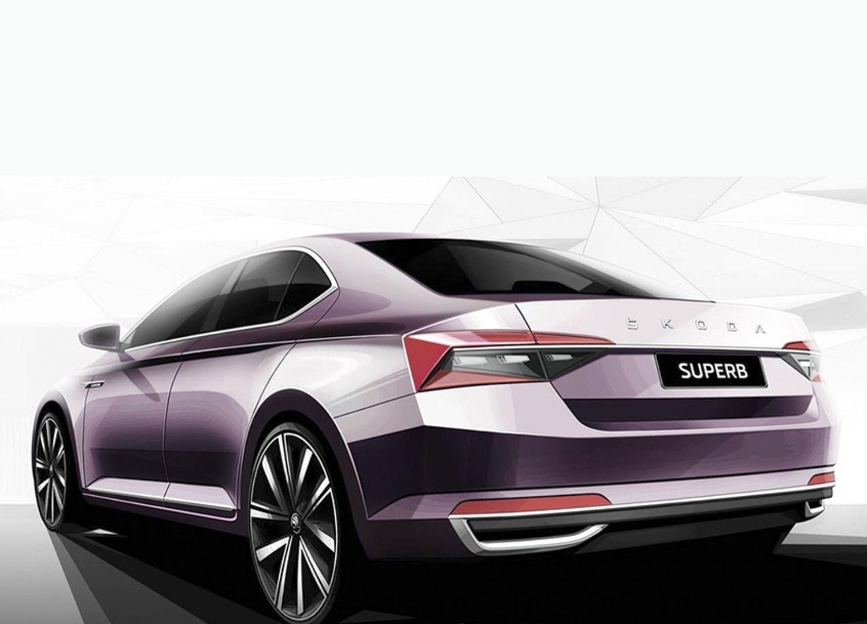 未来将国产 新款斯柯达速派5月海外首发