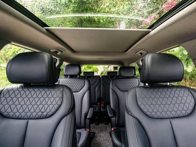 第四代胜达告诉你 何为大型SUV的最强王者