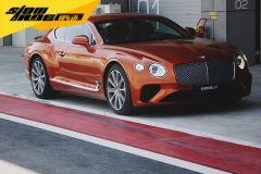 赛道试驾宾利全新欧陆GT W12
