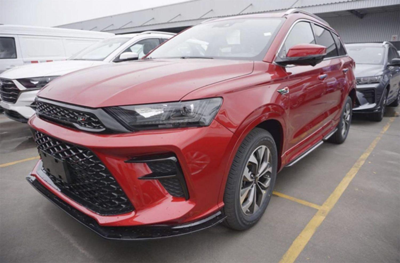 新增两款车型 斯威G01新车将于5月28日上市