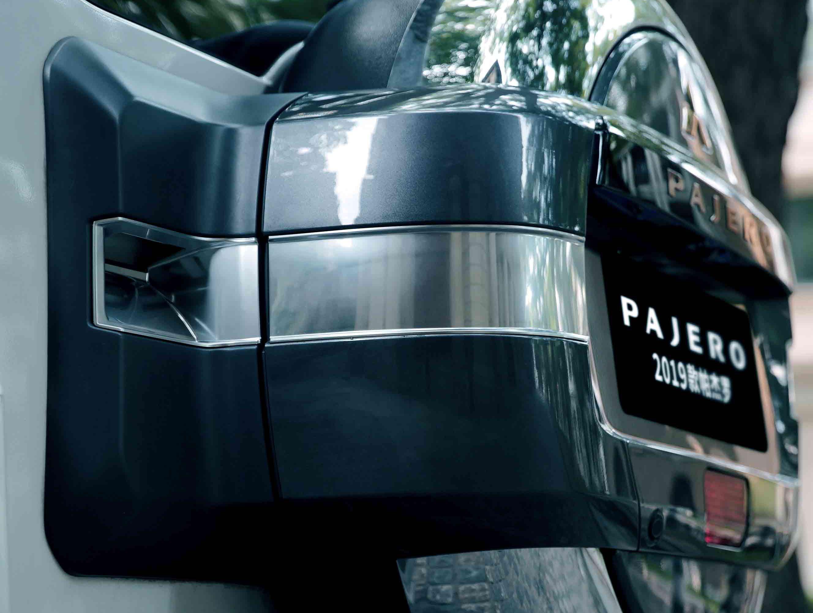 """越野性能""""挑衅""""普拉多 试驾2019款帕杰罗"""