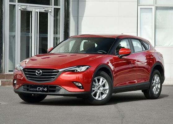 哈尔滨马自达CX-4购车优惠<font color='red'>7000</font>元 现车销售