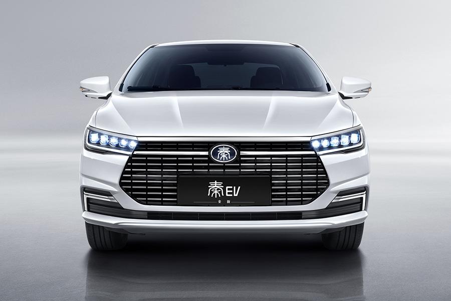 全新秦EV最新消息 将于今年第三季度上市