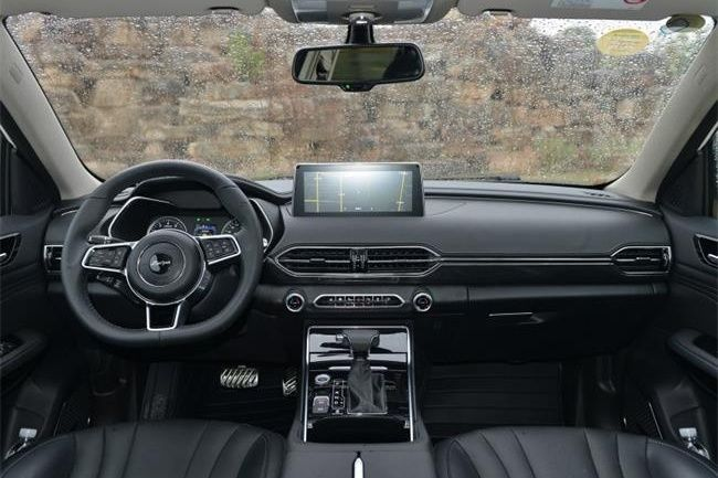 众泰T600优惠1万元 欢迎到店试乘试驾