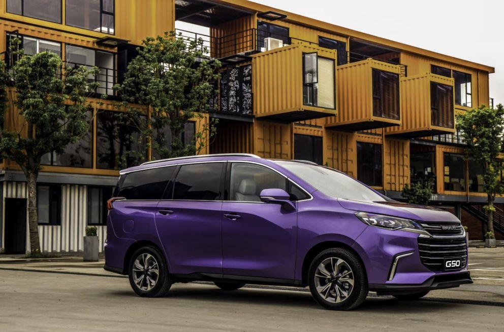 6月销量破万 上汽大通MAXUS上半年连续增长