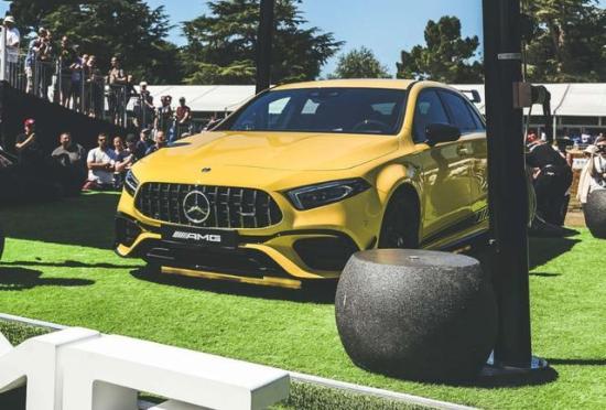 同时更多的动气动力学套件将为新车带来更优秀的动态表现