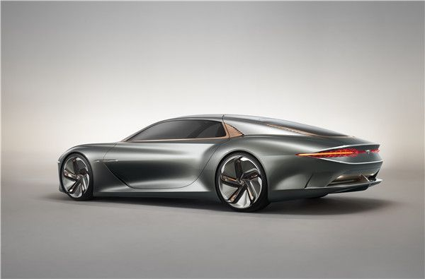 宾利品牌推出运动旅行款EXP 100 GT概念车