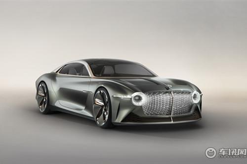 賓利品牌推出運動旅行款EXP 100 GT概念車