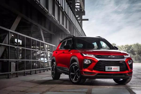 雪佛兰精悍新锐SUV创界将于9月5日上市