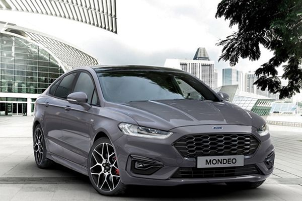福特欧洲电动车阵容亮相法兰克福国际车展