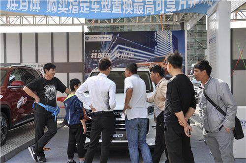 上汽MAXUS MPV车型成为泰兴企业接待用车首选