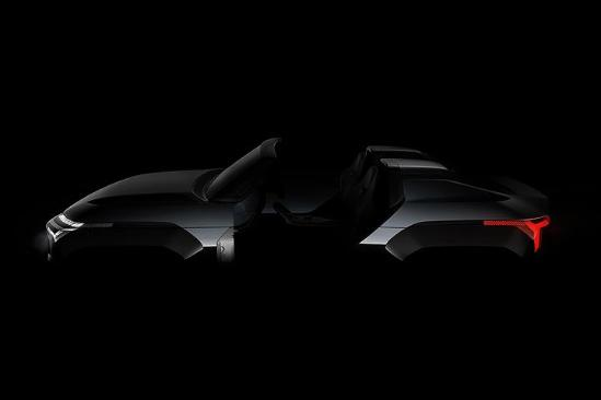 显示三菱 冀望未来在智慧驾驶、新能源、人车界面的新趋势