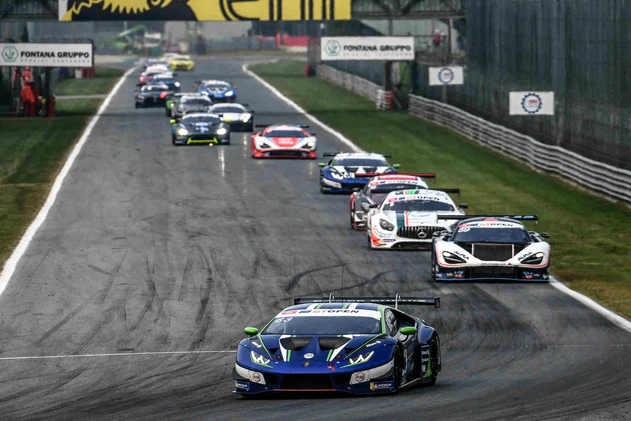 兰博基尼成为IMSA GTD组别厂商冠军及国际GT公开赛冠军双料王