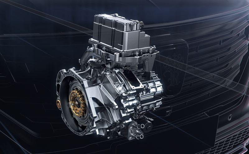 荣威RX5 eMAX即将上市 匹配全球首款10速EDU变速器
