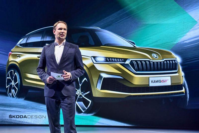 斯柯达即将推出新车型 百年老店有了新动向