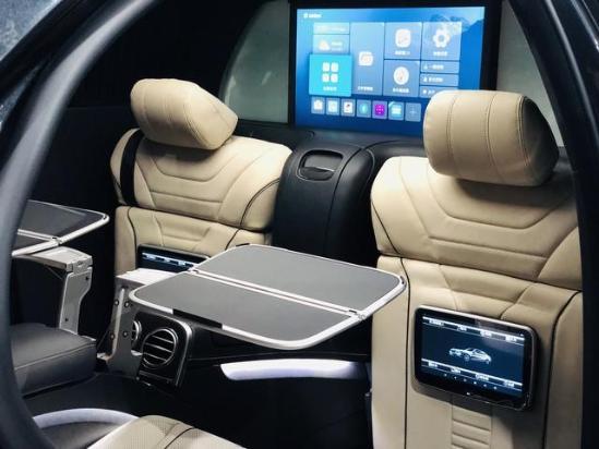 首收奔跑迈巴赫S800减长定制版 促销优惠