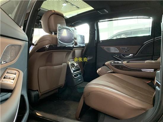 2020款奔跑迈巴赫S450 最新细节改动剖析面击了解!