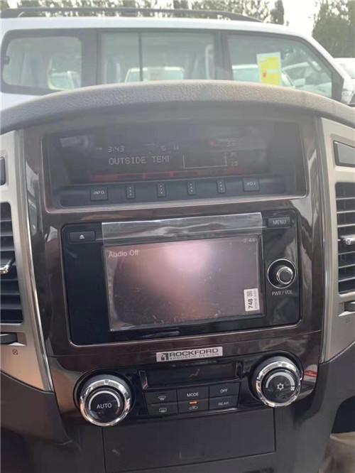 2019款三菱帕杰罗V97 北京现车售多少钱
