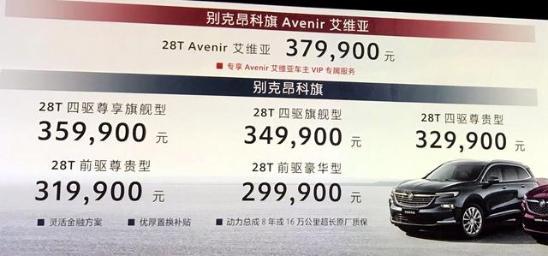 广州车展前瞻:29.99万起售 别克新SUV昂科旗实力如何?