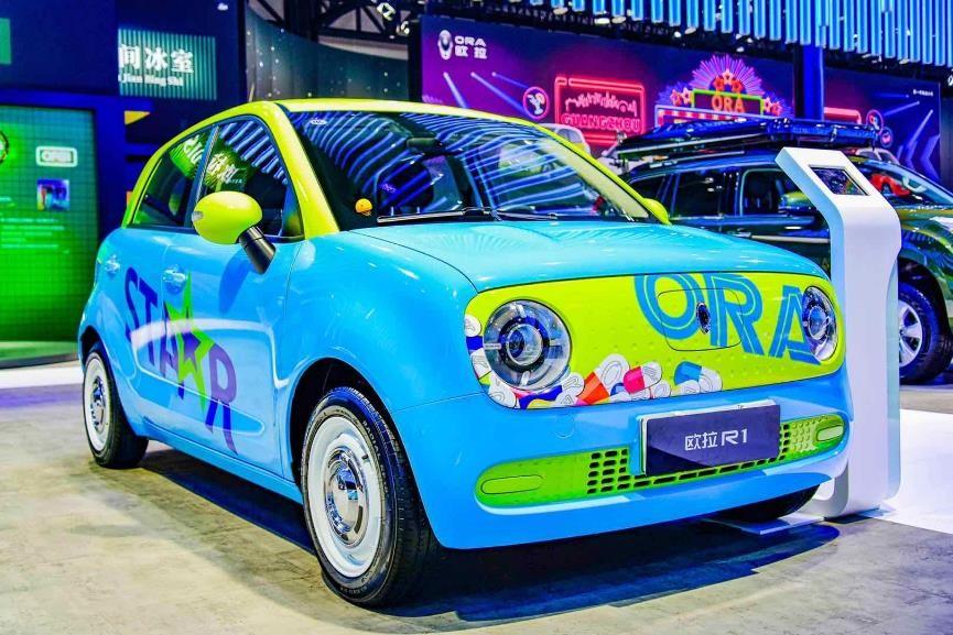 欧拉展台掀起Disco时代 欧拉联手小米 开创用户经营新生态