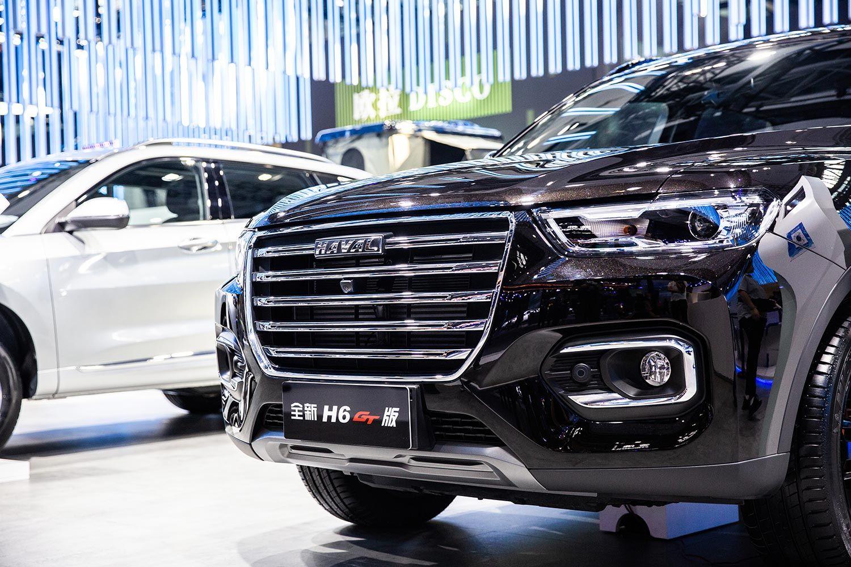13?蚱? 全新哈弗H6GT版广州车展开启预售 百公里加速7秒6