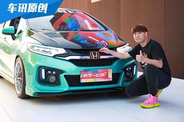 广汽本田与700万车主和粉丝共创首届躁梦节
