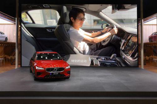 全新沃尔沃S60登场!豪华、舒适之选!