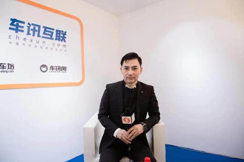 2019广州车展:专访长安马自达鹿达